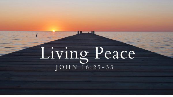 Living Peace Contemporary Service Image