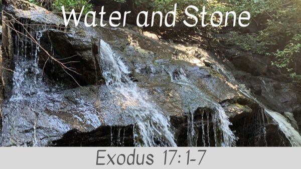 Water and Stone Image