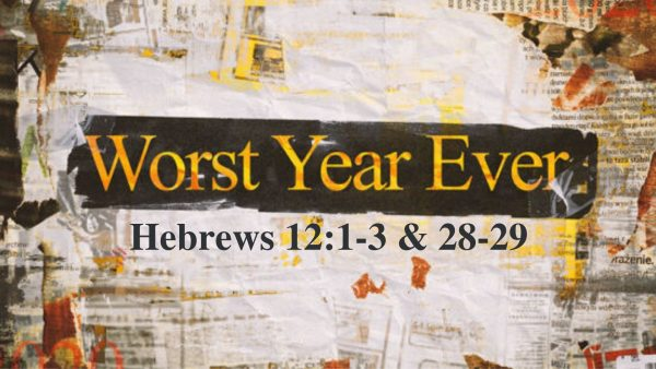 Worst Year Ever- Traditional Service Image